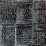 Tekstile billeder 21 Textile collage